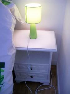 chevet-et-lampe